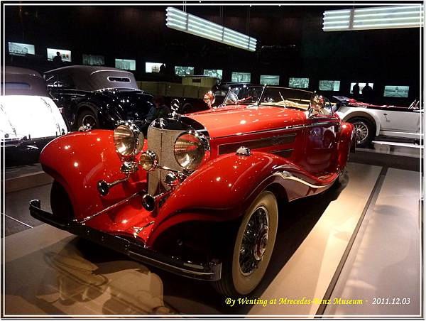 1936 Mercedes-Benz 500 K Special-Roadster
