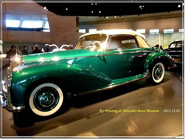 1954 Mercedes-Benz 300 S Cabriolet A