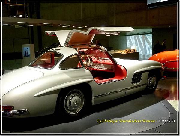 1955 Mercedes-Benz 300 SL Coupe