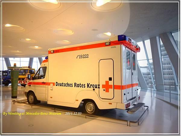 2001 Mercedes-Benz Sprinter 313 CDI Rettungswagen