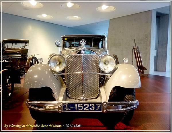 1932 Mercedes-Benz 770 > Großer Mercedes < Cabriolet F