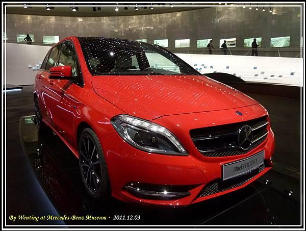 2011 Mercedes-Benz B 200 BlueEFFICIENCY