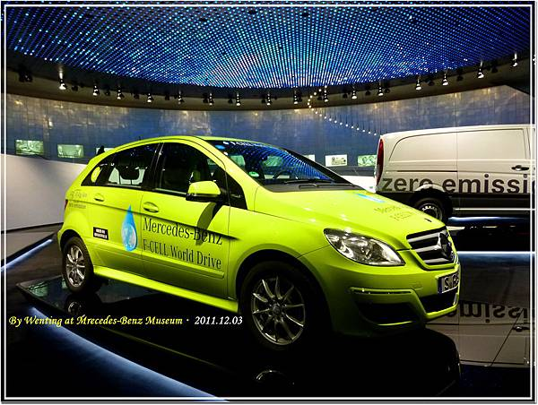 2010 Mercedes-Benz B-Klasse F-CELL