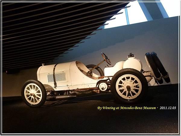 1908 Benz Grand-Prix-Rennwagen