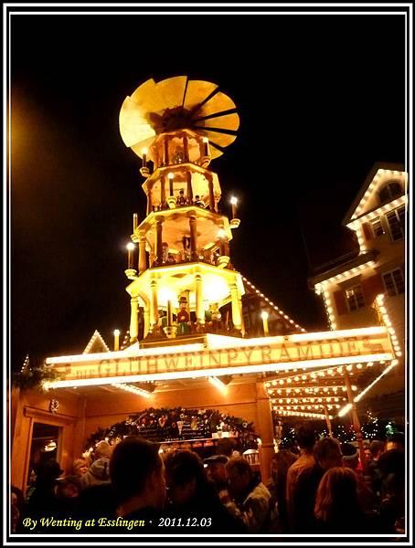 Esslingen Christmas Market
