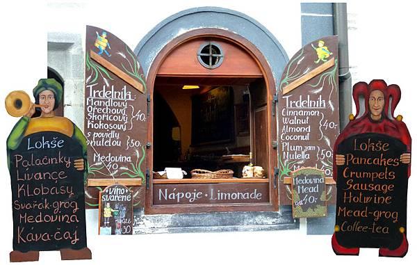 捷克的傳統小吃店