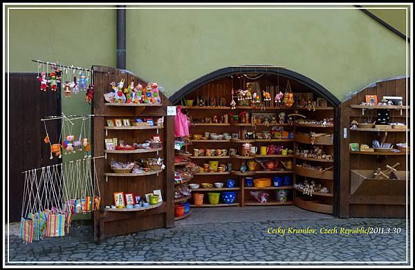 可愛的紀念品店