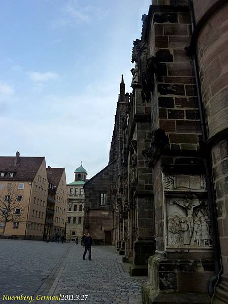 又一座教堂!   聖賽巴德斯教堂(St. Sebaldus Kirche)