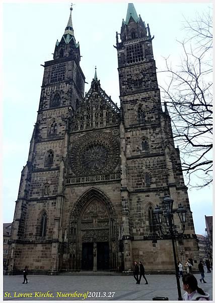 聖羅倫茲教堂 (全貌)