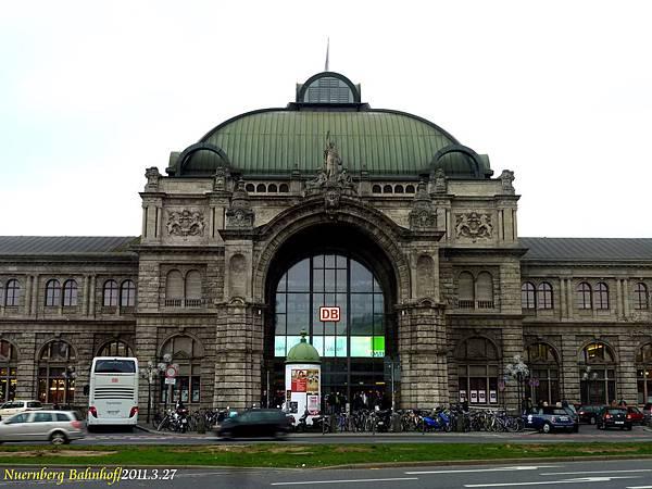 紐倫堡中央車站