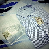 襯衫及項鍊盒