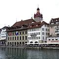 20170715瑞士交通博物館、琉森市區、卡貝爾橋、穆西格城牆、垂死獅子像、琉森車站COOP-067.jpg