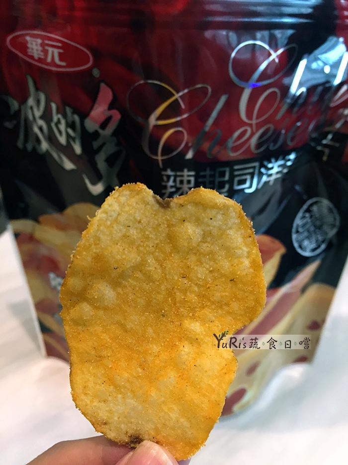 華元波的多辣起司洋芋脆片-4