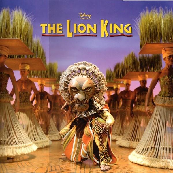 倫敦必看震撼人心的--獅子王音樂劇