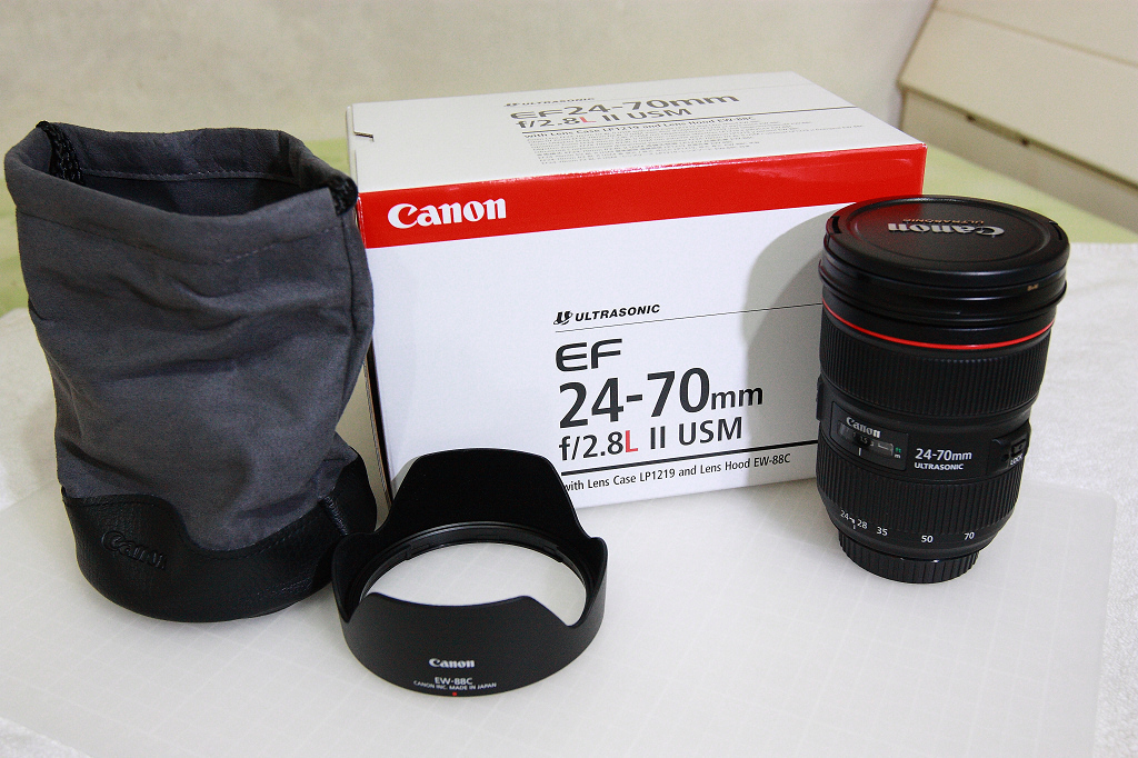 20130124 canon 24-70 II開箱 (5)