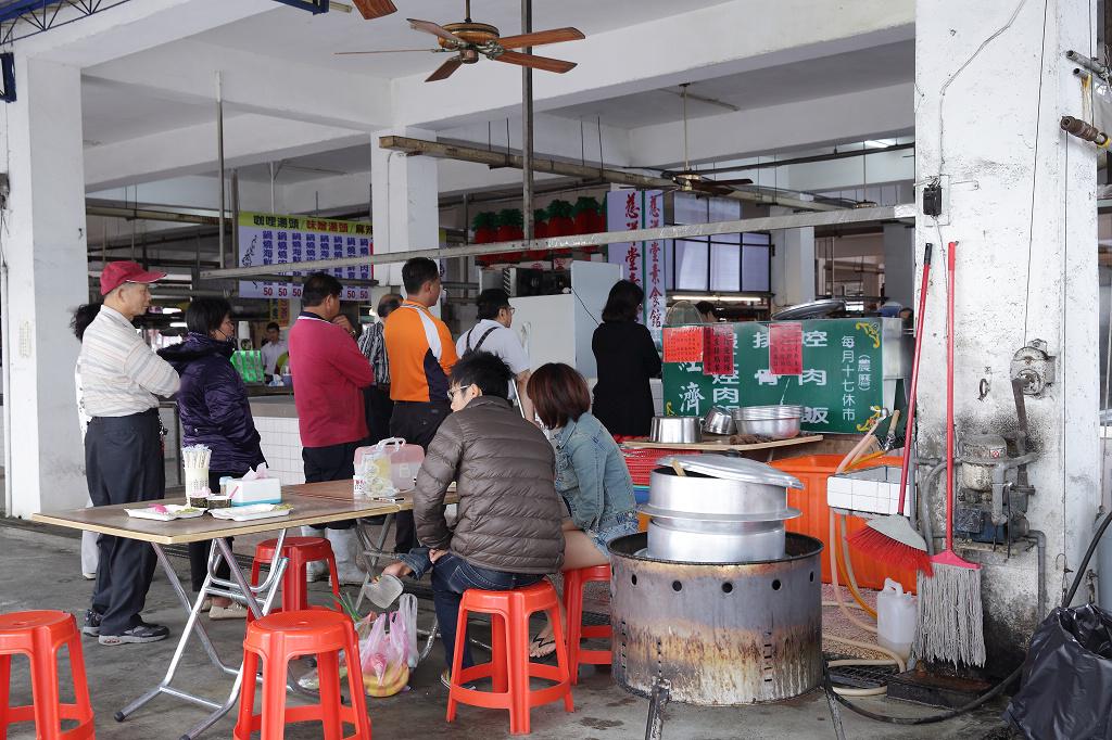 20130410西港三寶之西品經濟便當 (3)