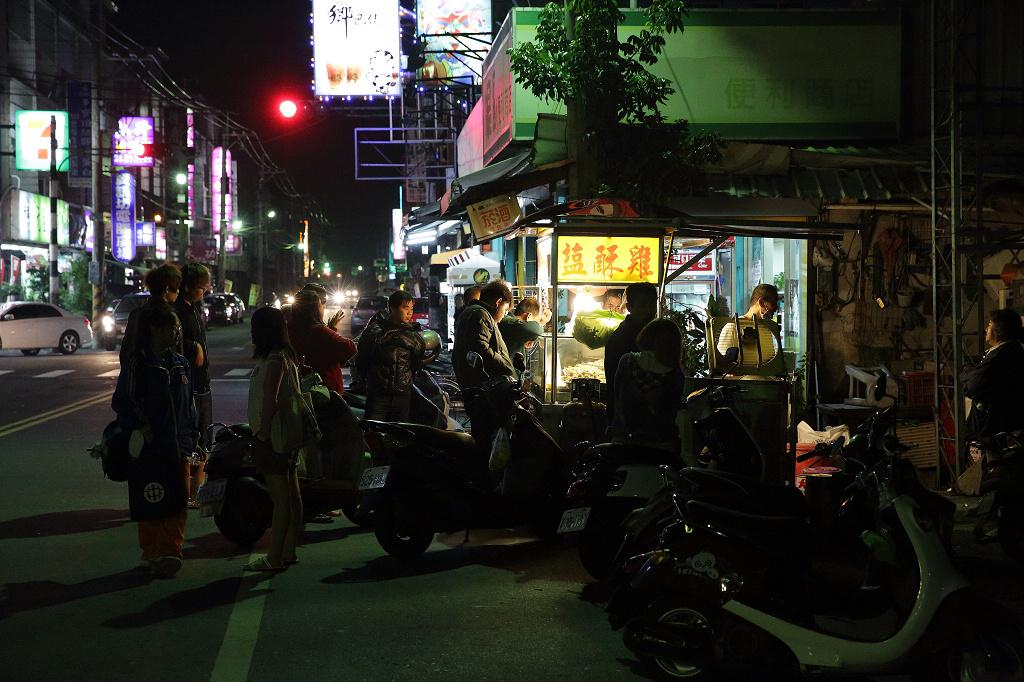 20130410西港三寶之台灣第一家塩酥雞 (1)