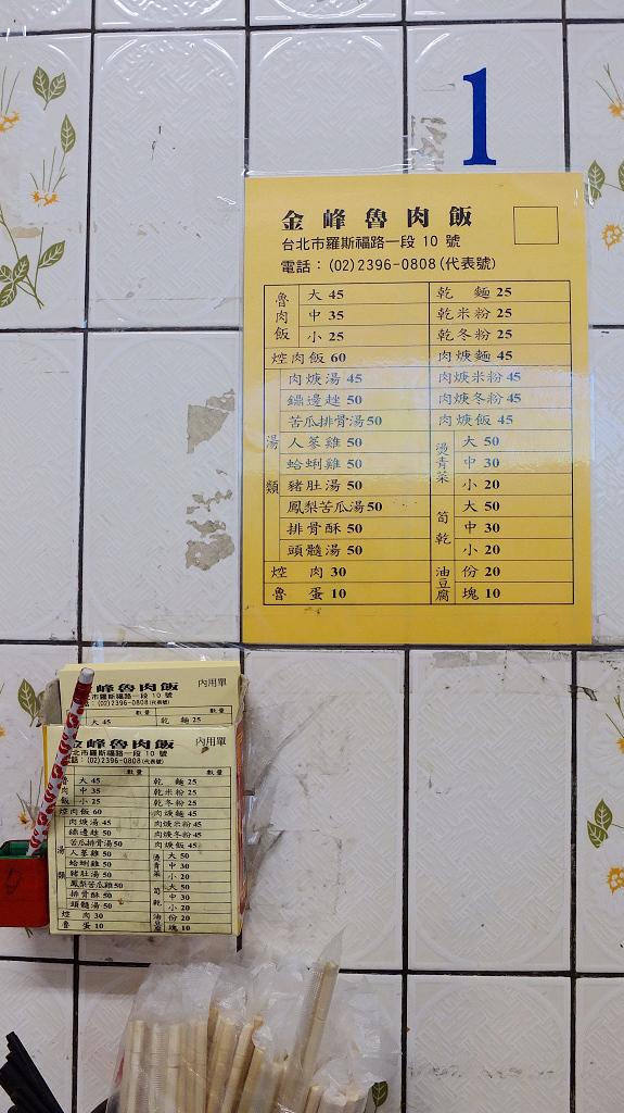 20130621金峰滷肉飯 (9)