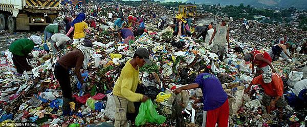 manila landfills