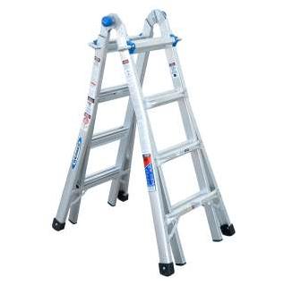 多功能梯 工作平台 雙人人字梯 伸縮式延伸梯 梯式雙側梯 工作平台