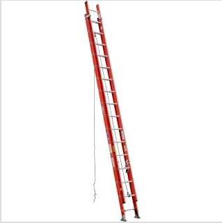 絕緣梯 進口 梯子 推薦 D6232-2 FRP玻璃鋼 2節 延伸梯