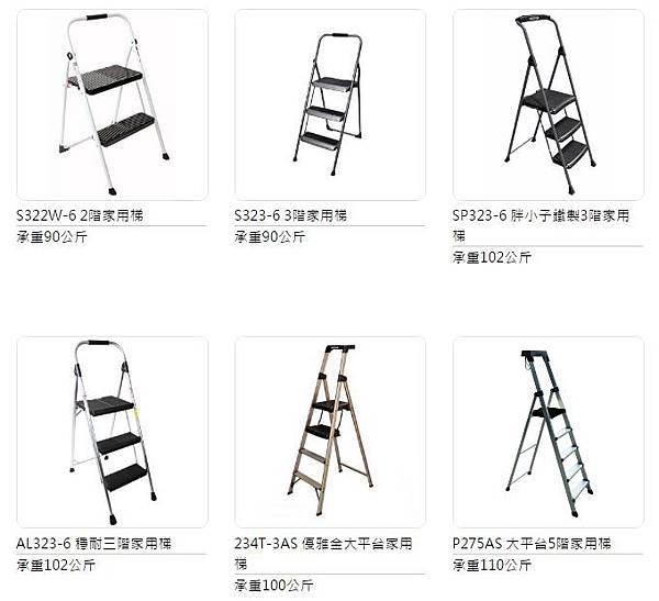 家用梯 種類 鋁梯 梯子 好用推薦 穩耐 進口