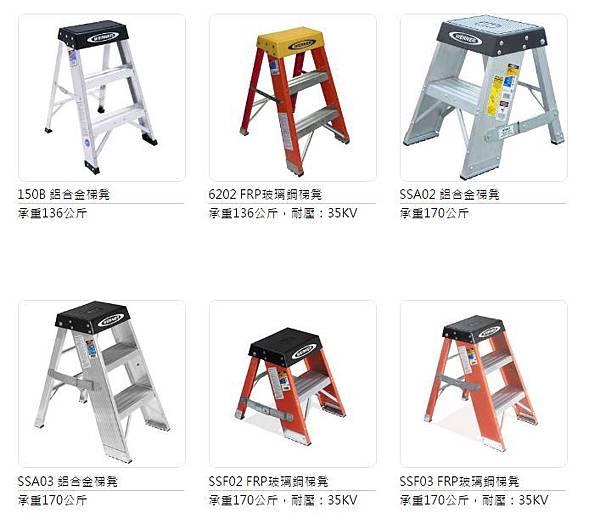 梯凳 梯子 踏台 無塵室專用踏台 推薦 好用 鋁梯 玻璃鋼 鋁合金