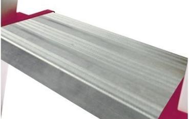 L234R-5 鋁合金寬踏板4階梯 大平台家用梯
