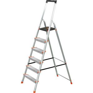 L236R-2 鋁合金寬踏板6階梯
