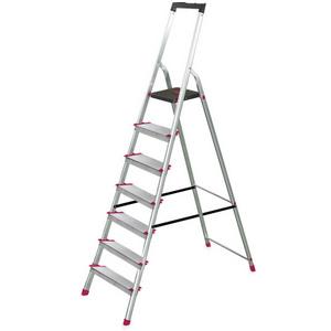 L237R-2 鋁合金寬踏板7階梯