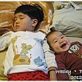 120128-睡前/一對寶