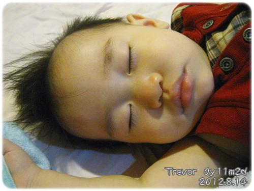 120814-嬰兒的睡相好多樣 (2)