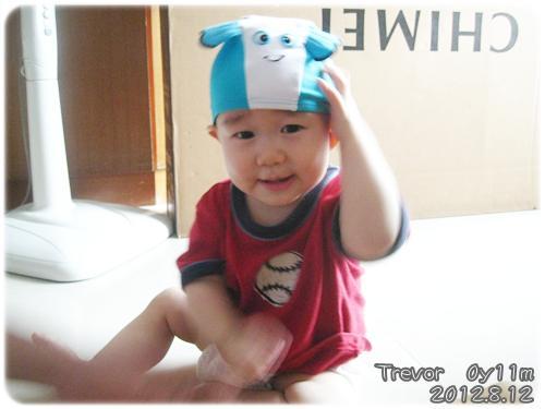120828-小魚造型泳帽