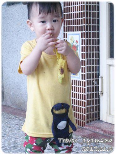 121104-一根香蕉吃光光