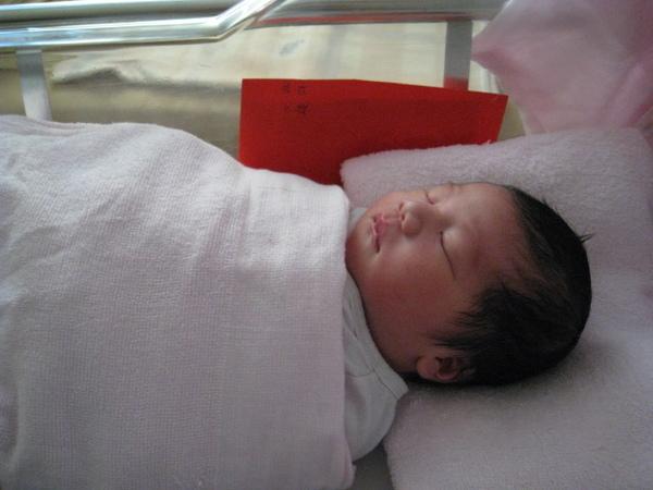 081003-人生中的第一個大紅包~謝太婆^^