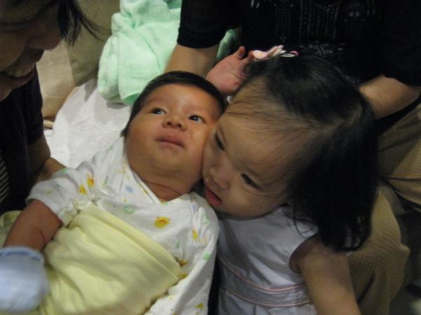 081101-和喬安姐姐相見歡