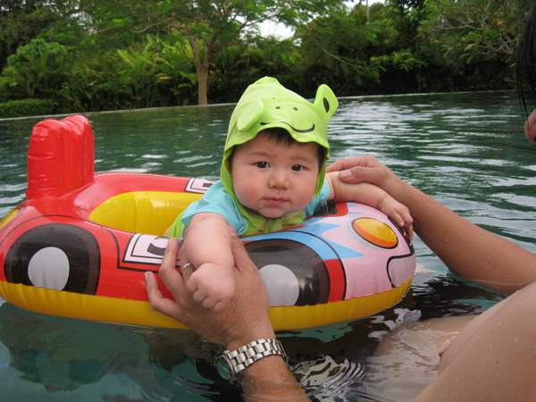 090317-小青蛙游泳初体驗
