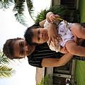 090318-小饅頭與漂亮的小米阿姨