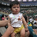 090617-小饅頭在棒球場