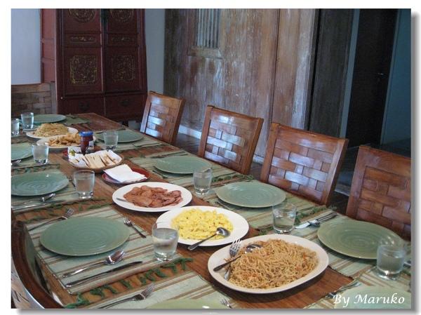 090321-巴里島的最後一頓早餐