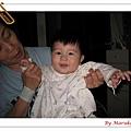 090412-小饅頭與奶奶