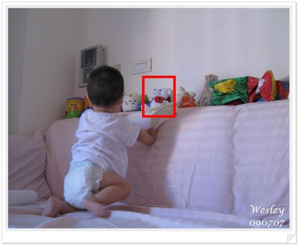 090707-小饅頭的娃娃