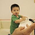 090822-饅頭到育嬰室