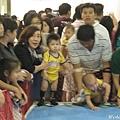 091101-麗嬰房寶寶爬行比賽