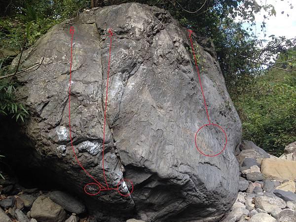 捏不破的雞蛋區 Boulder 3.jpg