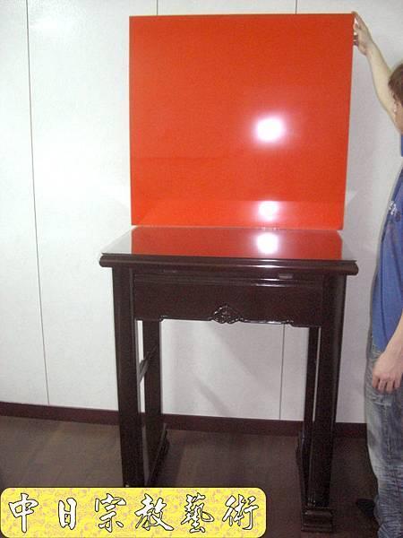 黑紫檀直腳如意神桌(辦公室神位擺放)佛桌神像佛像神聯N5601e.jpg