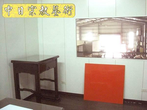 黑紫檀直腳如意神桌(辦公室神位擺放)佛桌神像佛像神聯N5602e.jpg