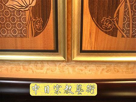 時尚神桌精品 居家小佛堂 2尺9供桌 佛道禪心精裝版N6013e.jpg