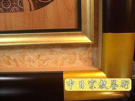 時尚神桌精品 居家小佛堂 2尺9供桌 佛道禪心精裝版N6015e.jpg