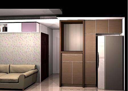 佛堂裝潢設計居家神明設計美學神桌客廚7.jpg